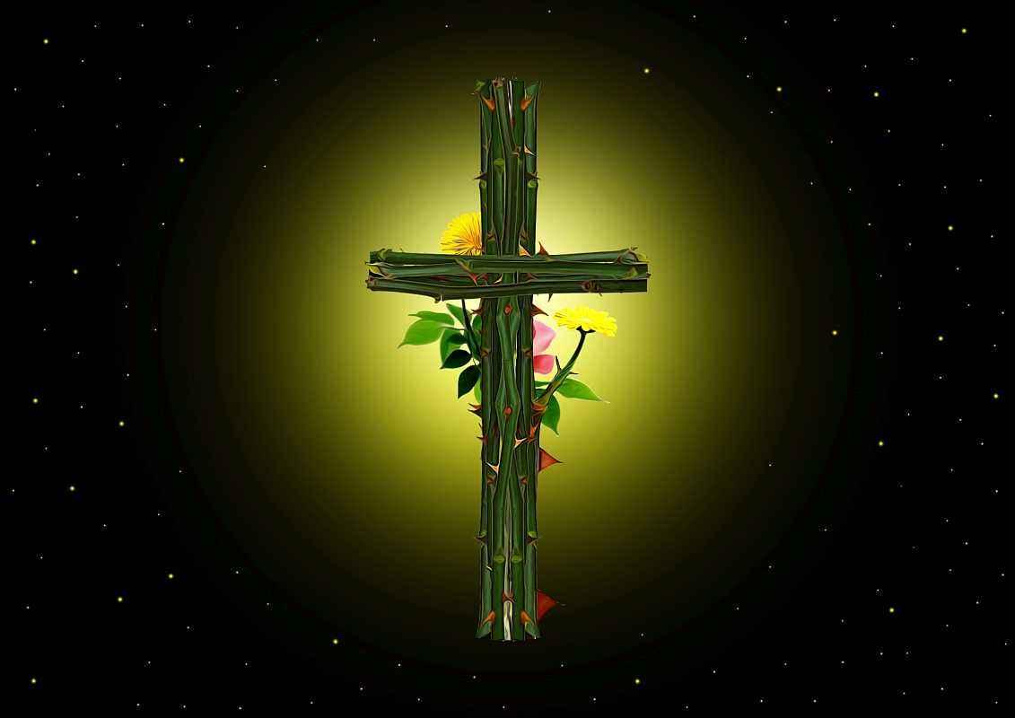 你的生命里,带有十字架荣耀的印记吗?!