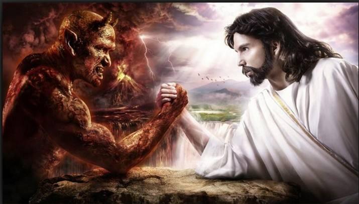 你的后背上,还一直贴伏着辖制你的撒旦吗?!